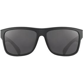 UVEX LGL 21 Brille black mat/smoke